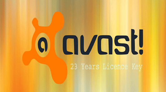 You can buy AVAST for 23 years only for $5