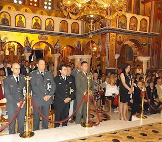 Εορτασμός Ημέρας προς τιμή των Αποστράτων Ελληνικής Αστυνομίας