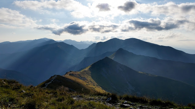 Tatry; Polska; Kasprowy Wierch; wędróka; mountains; poland