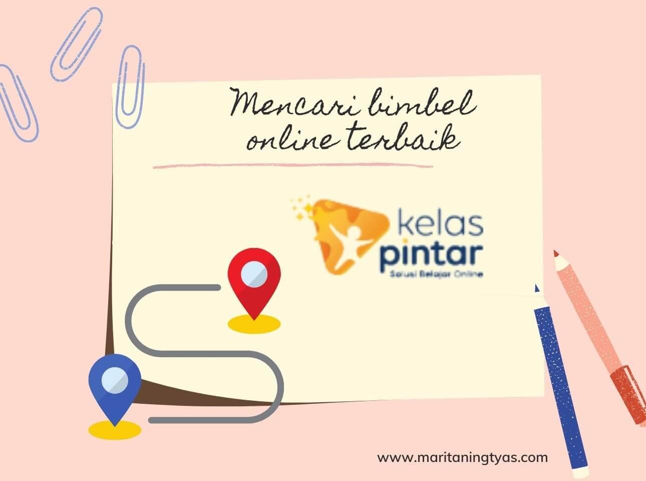 mencari bimbel online terbaik di Indonesia