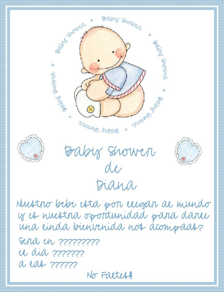Reflexion Para Baby Shower Imagui