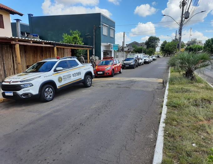 Cachoeirinha | Brigada Militar realiza operação para fiscalizar a compra e venda de celulares