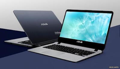 Laptop jurusan teknik adalah Asus A407U