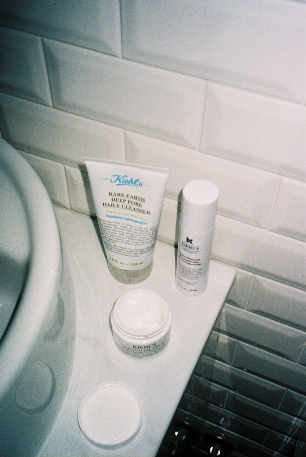 My Current Skincare Routine W/ Kiehl's