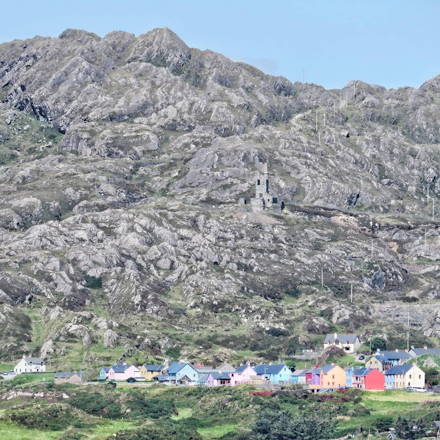 Aillhies on the Beara Peninsula in West Cork Ireland
