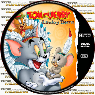 GALLETATom and Jerry: Cute & Cuddly - Tom and Jerry: lindo y tierno [COVER DVD ]