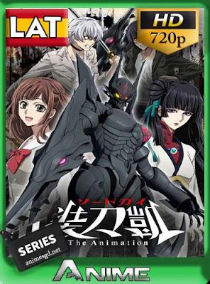 Sword Gai The Animation Temporada 1 Completa Latino HD [720P] [GoogleDrive] DizonHD