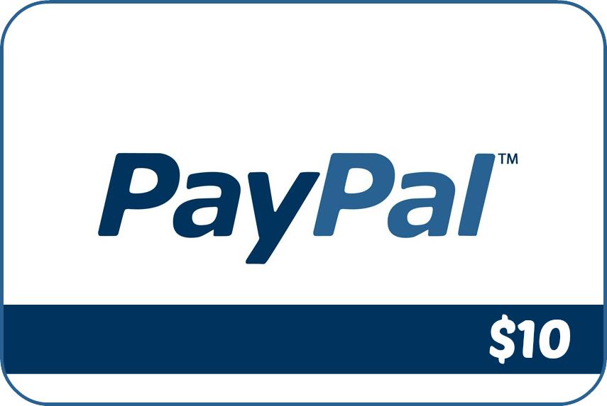 Paypal 10
