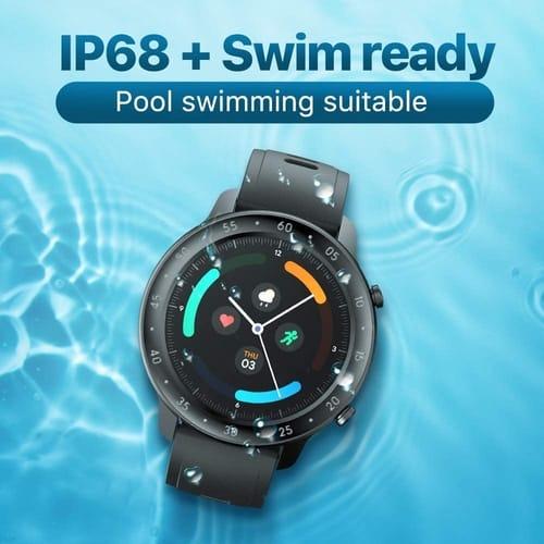 Review TicWatch GTX Fitness Waterproof Smartwatch