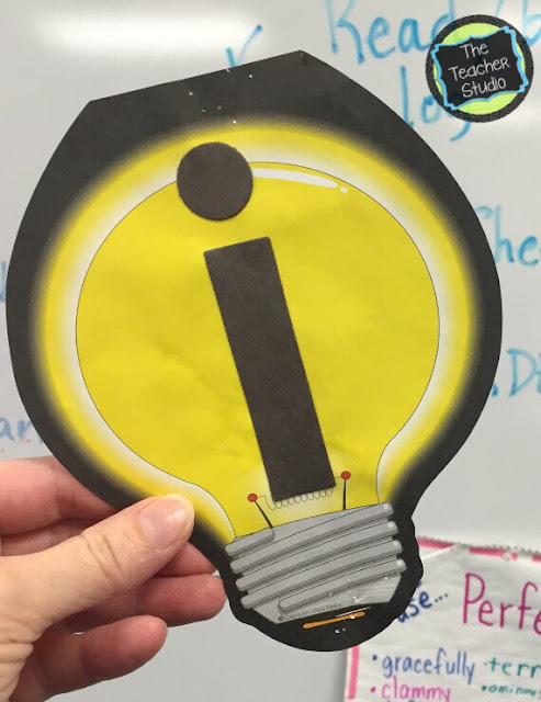 Creating dynamic bulletin boards doesn't need to be expensive or hard.  Check out this easy bulletin board tip and try it with your next teaching unit!  Electricity unit, teaching electricity, electricity lessons, bulletin board ideas