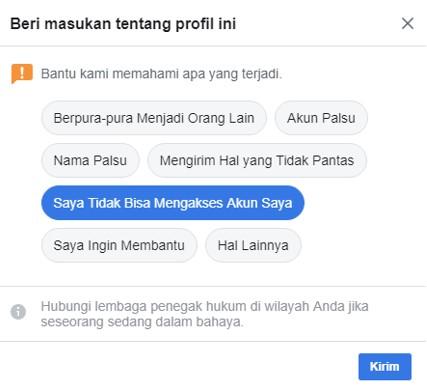 Cara Menghapus Akun Facebook Lama yang Telah Lupa Password dan Email