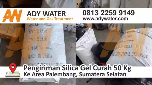 Gas Treatment, Silica Gel, Beli Silica Gel,