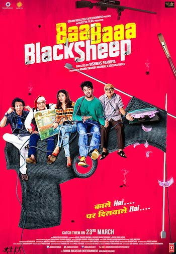 Baa Baaa Black Sheep 2018 Hindi WEBRip 800MB 720p