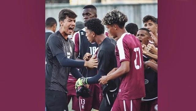 O Várzeapocense Gustavo, filho de Bráulio e Soraia foi Campeão Baiano Sub-17 nesta sexta-feira (22/11/2019) pela equipe do Jacuipense