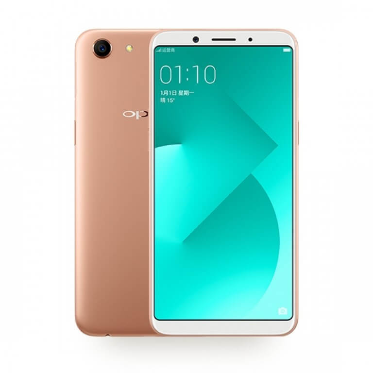 OPPO A83 Launched in China; 18:9 Display, A.I Facial Recognition