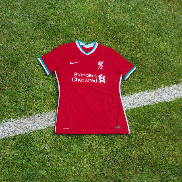 Reds unveil first Nike home kit for 20/21 season