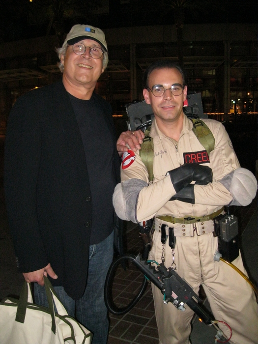 """Classic Chevy Mentor >> GHOSTBUSTERSMANIA.COM: Ghostbusters Mania: """"Interviews ..."""