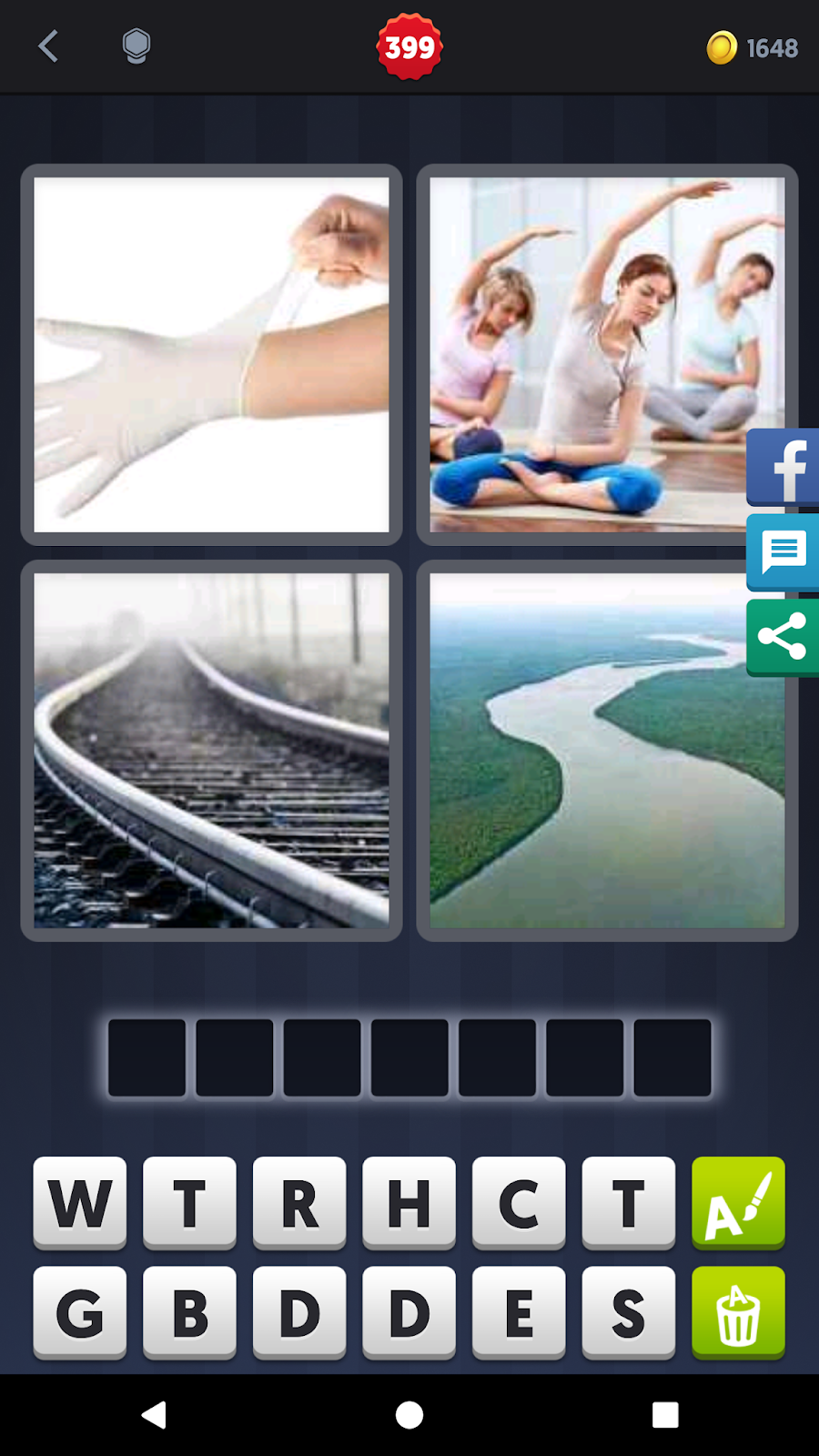 Best 4 Pics 1 Word Level 376 Answer Image Collection