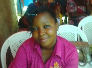 Cynthia Nwafi