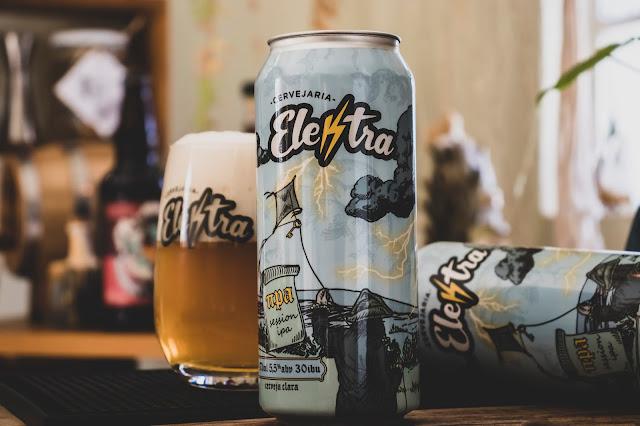 Cerveja 𝜋PA Session IPA