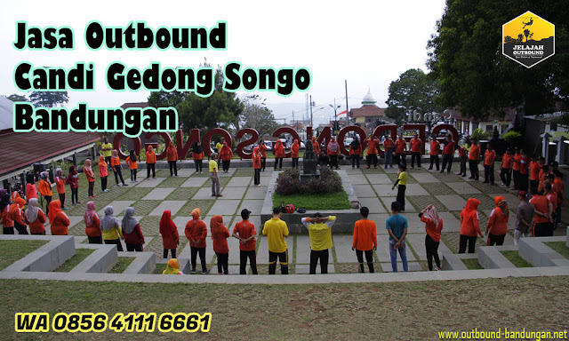 paket jasa outbound gedong songo