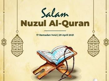 Salam Nuzul Al-Quran