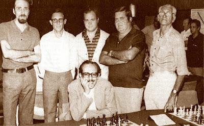 Equipo del Maspalomas Costa Canaria en 1974