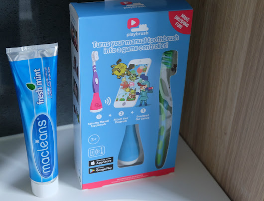 Playbrush - The smart new way for kids to brush their teeth