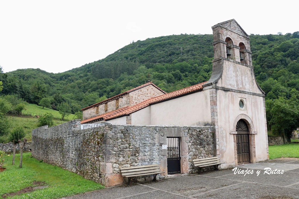 Santo Adriano de Tuñón