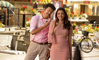 Mersal Movie Stills Vijay Kajal Agarwal