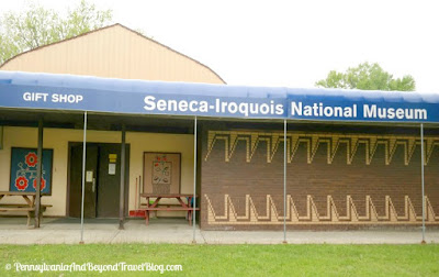 Seneca-Iroquois National Museum - Salamanca New York