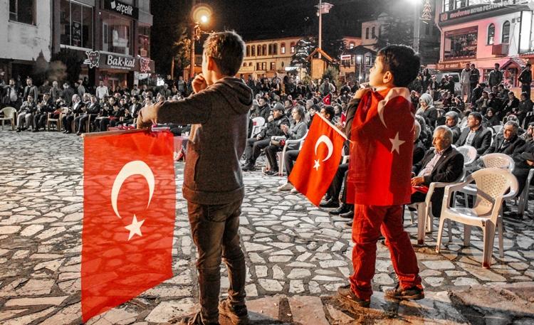15 Temmuz Demokrasi ve Milli Birlik Günü Programı Düzenlendi