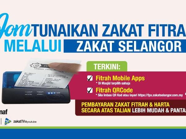 Ramadhan PKP 2020 : Macam mana nak bayar zakat?