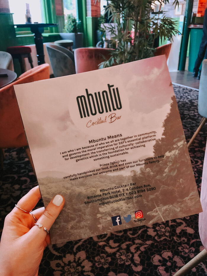 Mbuntu Southampton Review