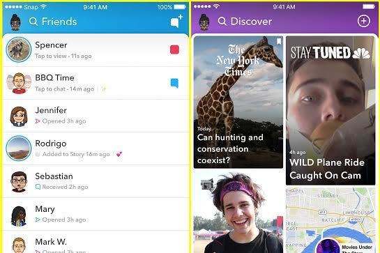 Persuasion and Influence: The Snapchat update we all hate!