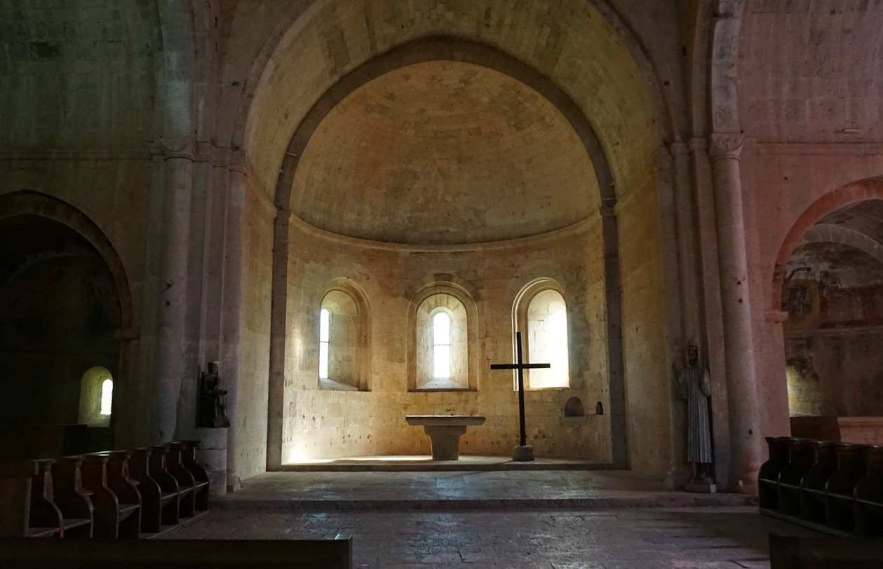 Le Thoronet Abbey Church