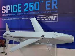 IAF Shows Interests in Procuring SPICE 250 ER with AI