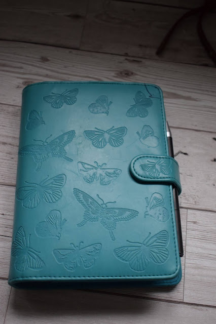 What's inside my bag Paperchase planner