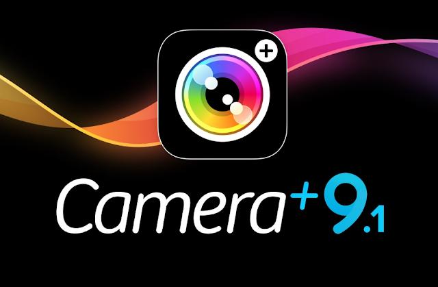 Aplikasi Edit Foto Camera +