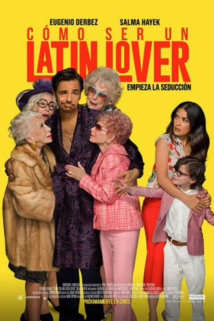 How to Be a Latin Lover (BRRip 720p Dual Latino / Ingles) (2017)