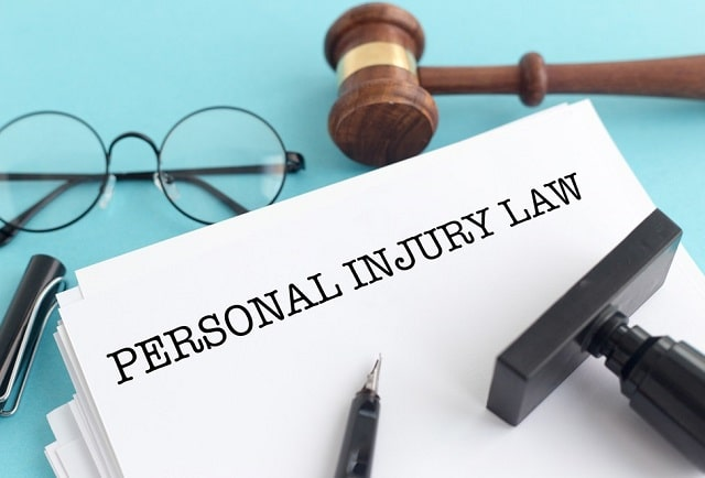 types personal injury cases legal court lawsuits