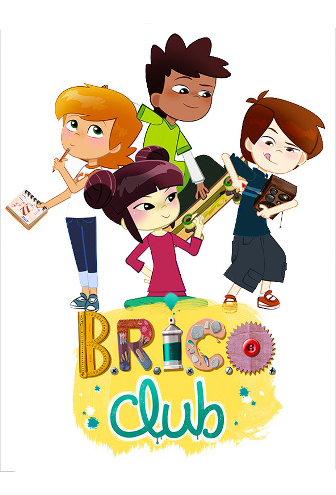 Brico Club (Crafty Kids Club) [Descarga][Francés]