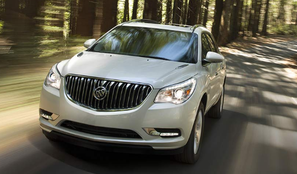 The 2017 Buick Enclave Performance