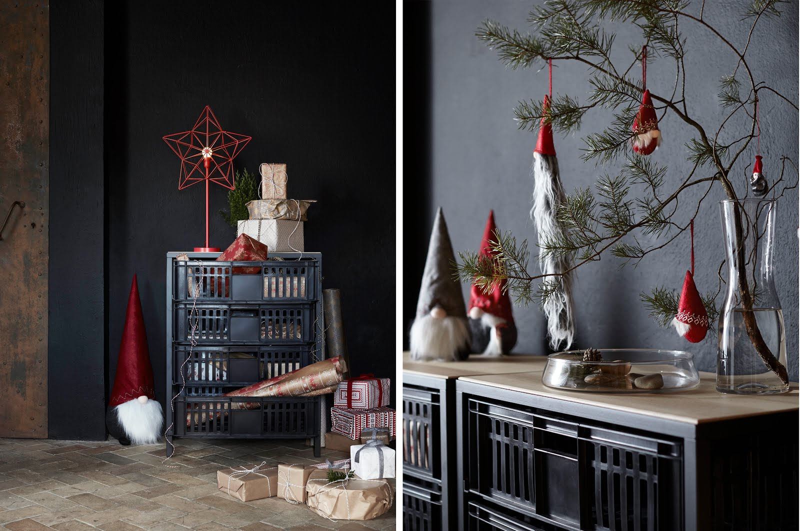 Ikea, winter 2017, collectie, VINTER 2017, christmas decoration, interior