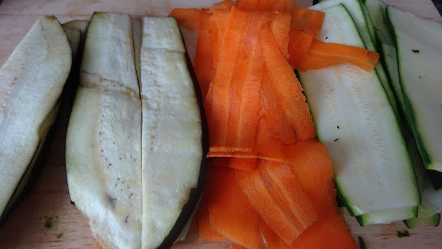 gluten-free-spiral-vegetable-tart-healthy-vegetarian-low-fat-easy-aubergines-zucchini-carrots-