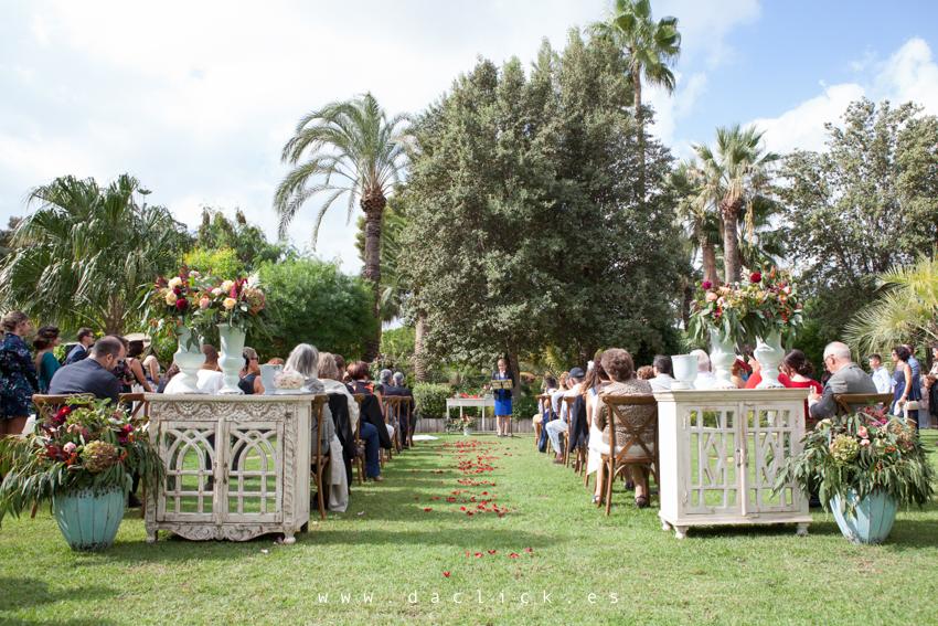 boda en Finca El Torrero con Eventos La Magrana