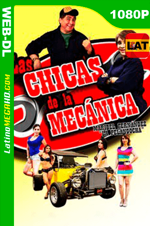 Las Chicas de la Mecánica (2016) Latino HD WEB-RIP 1080P ()
