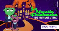 POS 2 La mansión Frankenston | Teatro Quimera