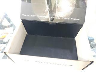 Dus Hape Jadul Motorola V-Series V3688+ Box