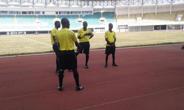 New Edubiase fail to show up for MTN FA Cup clash
